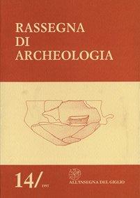Rassegna di Archeologia, 14, 1997