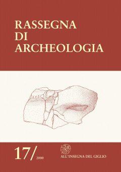 Rassegna di Archeologia, 17, 2000