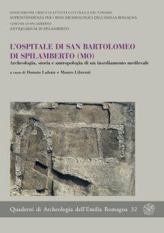 L'Ospitale di San Bartolomeo, copertina