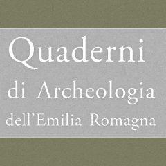 Quaderni di Archeologia dell'Emilia Romagna