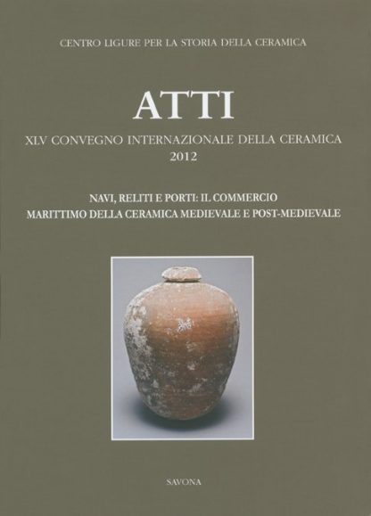 Albisola 2012, copertina.