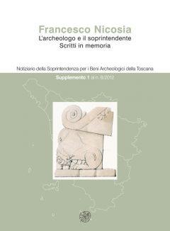 Francesco Nicosia, copertina