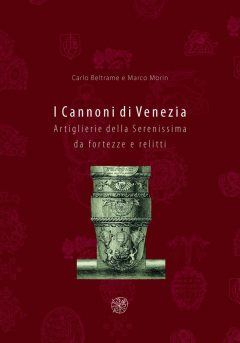 I Cannoni di Venezia, copertina