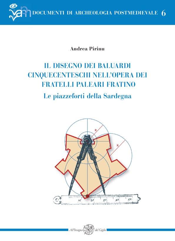 Il disegno dei baluardi, copertina