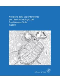 Notiziario Friuli Venezia Giulia, 4-2009, copertina