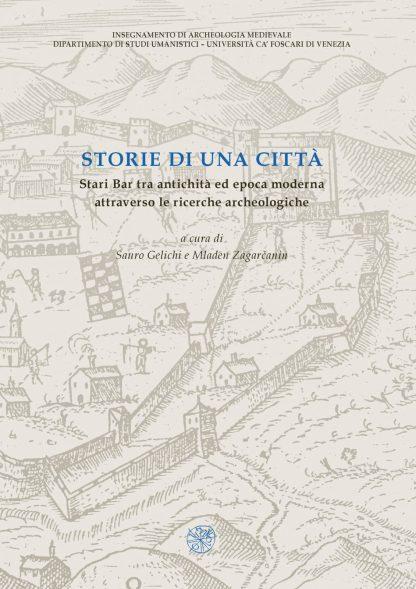 Storie di una città, copertina