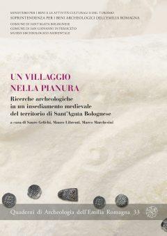 Un villaggio nella pianura, copertina