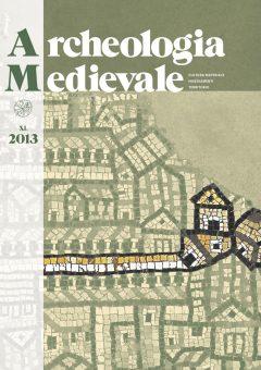 Archeologia Medievale, XL, 2013, copertina
