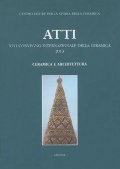 Albisola, 2013, copertina.