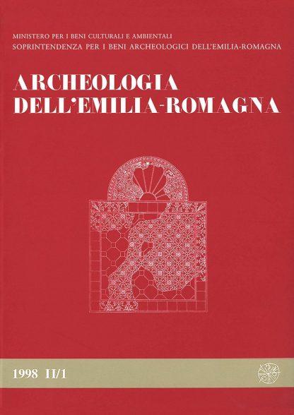 Archeologia dell'Emilia Romagna, 1998, II/1, copertina.I/1, copertina., copertina