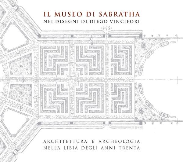 Il Museo di Sabratha, copertina