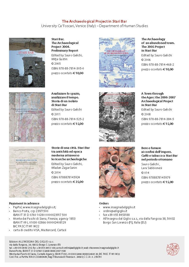 Archeologia Postmedievale Archives Pagina 2 Di 2 Allinsegna Del