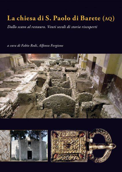 S. Paolo di Barete, copertina.