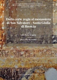 SAP. Dalla corte regia al monastero, copertina.