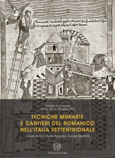 Tecniche murarie, copertina.