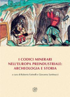 I codici minerari, copertina.