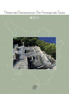 Notiziario Toscana, 9, copertina.