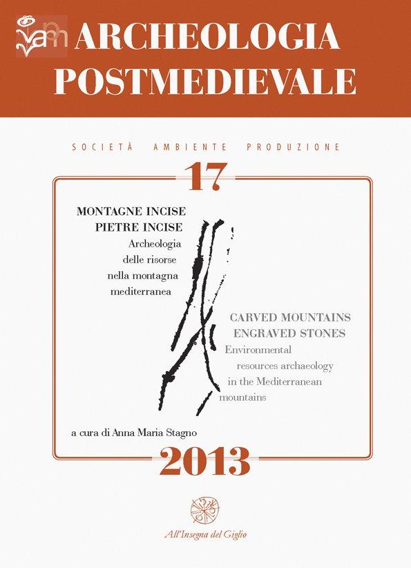 APM, 17, 2013, copertina.
