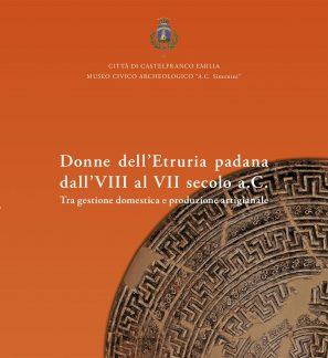 Donne dell'Etruria padana, copertina.
