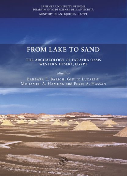 From Lake to Sand, copertina.