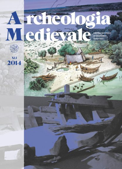 Archeologia Medievale, XLI, 2014, copertina.