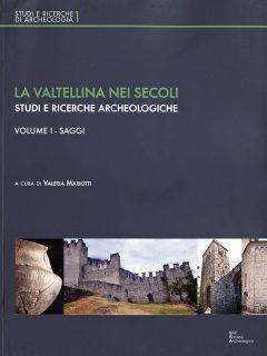 La Valtellina nei secoli, tomo 1. Copertina.