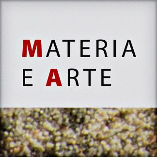 Materia e Arte, collana.