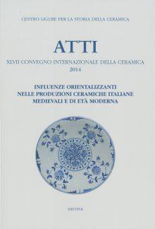 XLII Convegno Internazionale della ceramica, 2014, copertina.