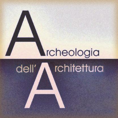 Archeologia dell'Architettura, collezione 1-10.