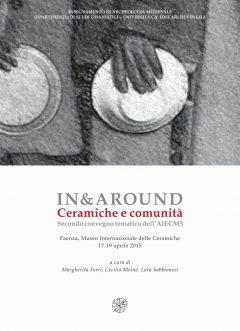 In&Around. Ceramiche e comunità, copertina.