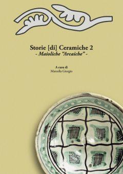 Storie di ceramiche 2, copertina.