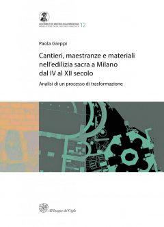 Cantieri, maestranze e materiali, copertina.
