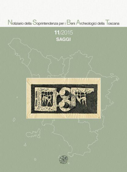 Notiziario Toscana, 11-2015, Saggi, copertina.