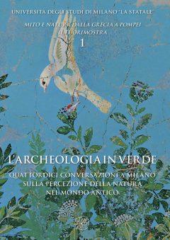 L'archeologia in verde, copertina.