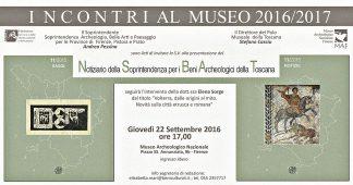 Notiziario Toscana 2015, presentazione.