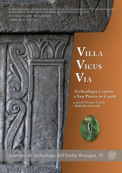 Villa Vicus Via, copertina.