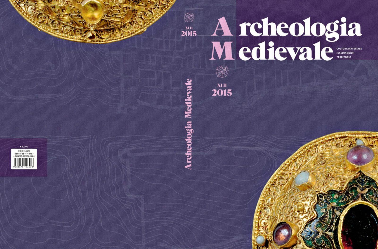 AM 2015, copertina completa.