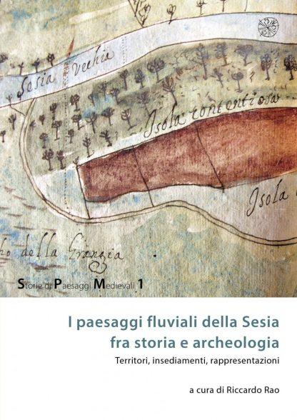 I paesaggi Medievali della Sesia, copertina.