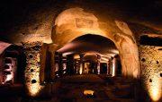 Catacombe di Napoli.