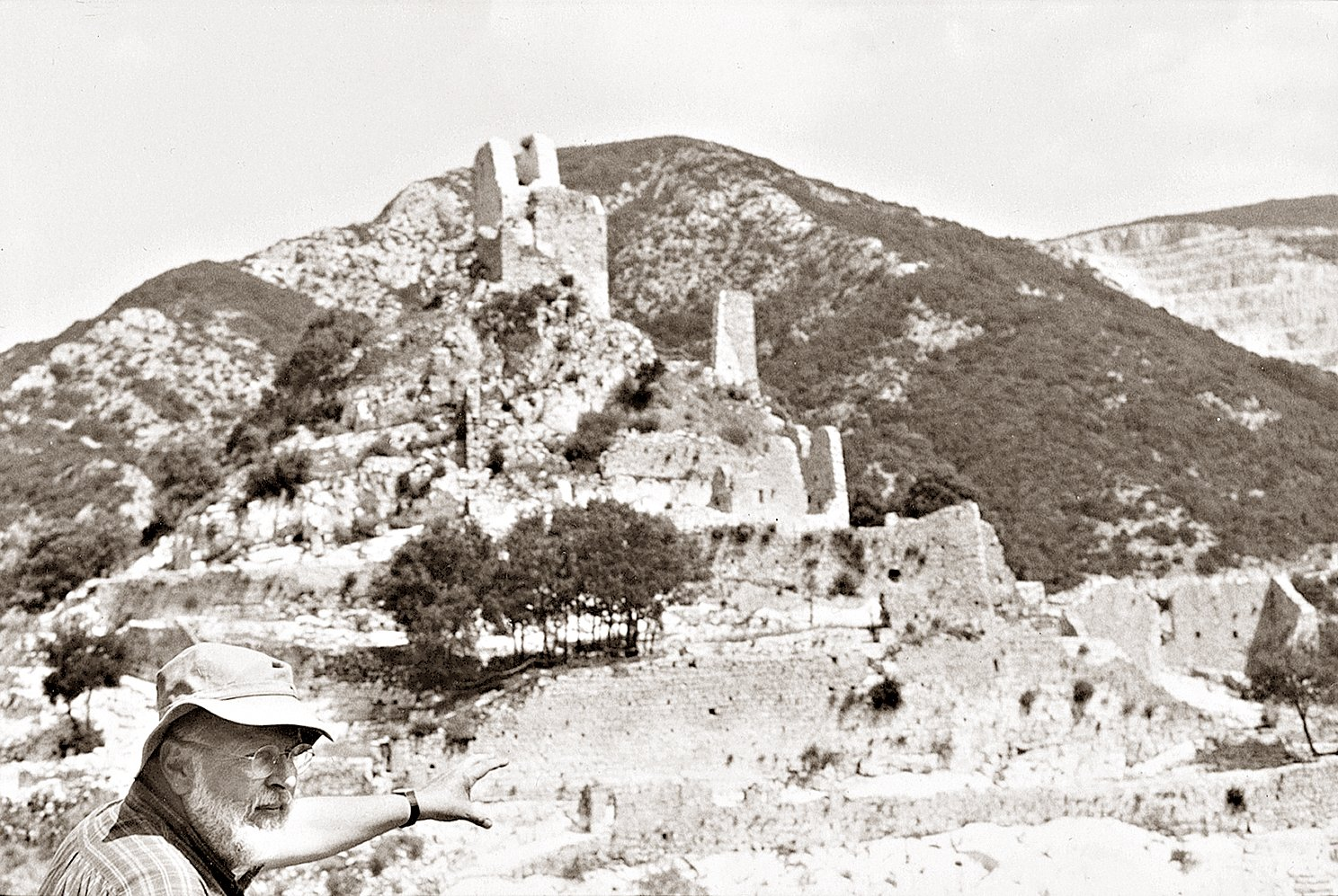 Rocca San Silvestro, 1997.