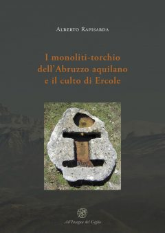 I monoliti torchio, copertina.