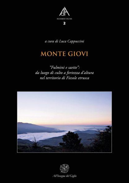 Monte Giovi, copertina.