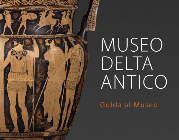 Museo-Delta-Antico, particolare copertina.