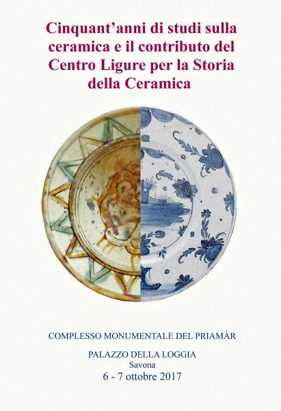 50° Convegno Ceramica Savona 2017.