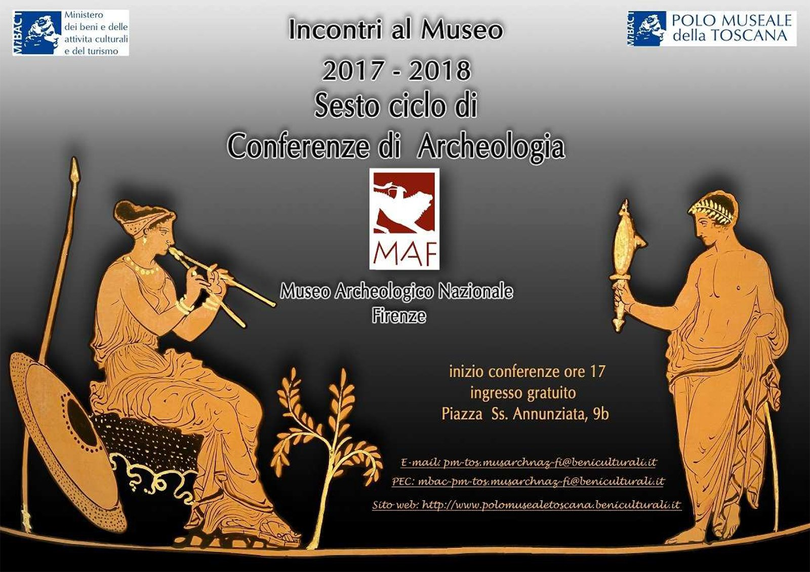 Museo Firenze. Conferenze-2017-2018.