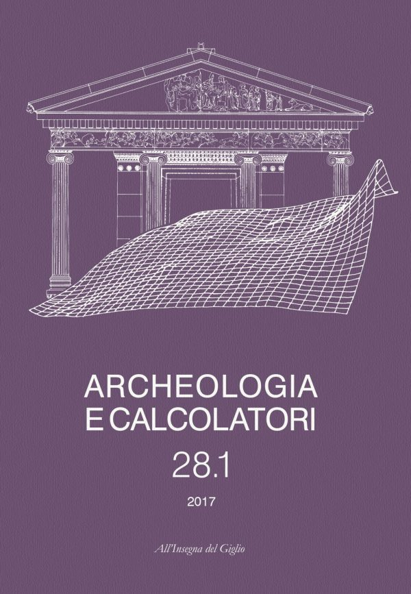 Archeologia e Calcolatori, 28.1, 2017
