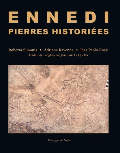 Ennedi, Pierres historiées, copertina.
