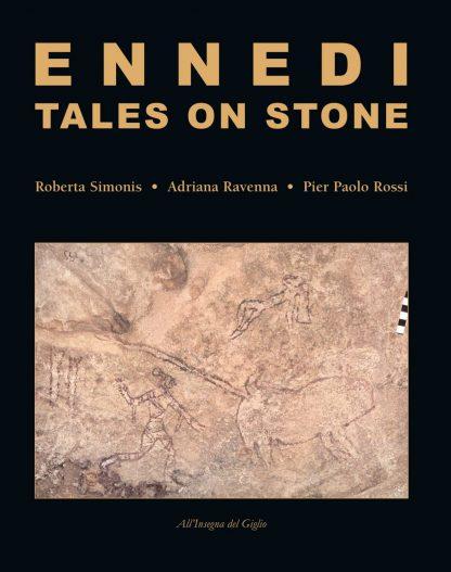 Ennedi, Tales on Stone, copertina.