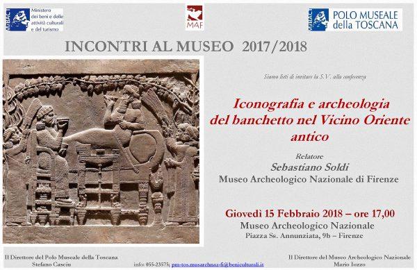 Iconografia e archeologia del banchetto nel Vicino Oriente antico