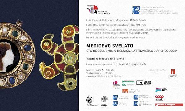 Medioevo svelato. Storie dell'Emilia-Romagna attraverso l'archeologia